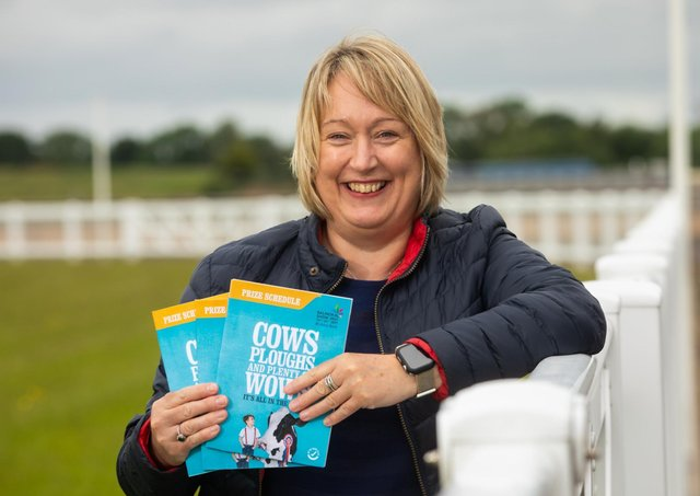 Karen Hughes, Royal Ulster Agricultural Society (RUAS) announces the opening of entries for Balmoral Show 2021