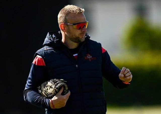 Emerging Knights Head Coach, Simon Johnston