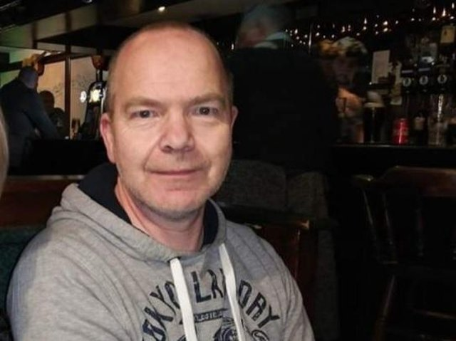 Peter 'Speedy' Reid who tragically lost his life in an incident involving an oil tanker in Ballyclare on Thursday. (Photo issued on behalf of Mr. Reid's family by the PSNI)