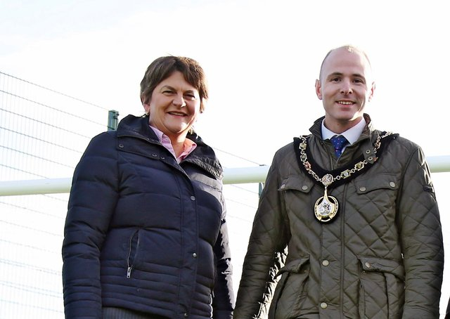 Darryn Causby firmly supported Arlene Foster – but grew disillusioned