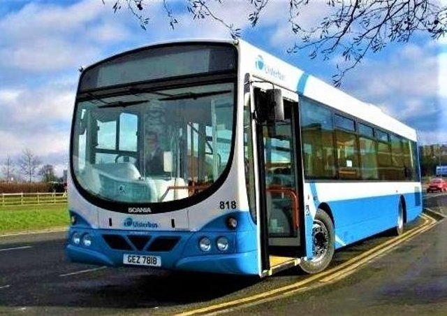 A Translink-run Ulsterbus