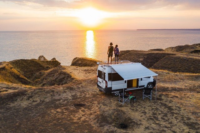 Research shows Northern Ireland is the land of the motorhomes