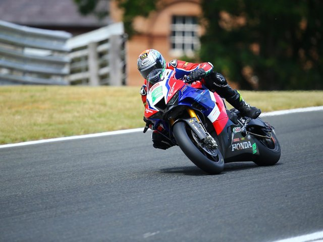 Honda Racing's Glenn Irwin is ninth in the British Superbike Championship after round one.