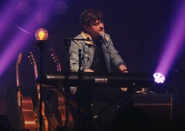 Northern Irish singer-songwriter Ryan McMullan