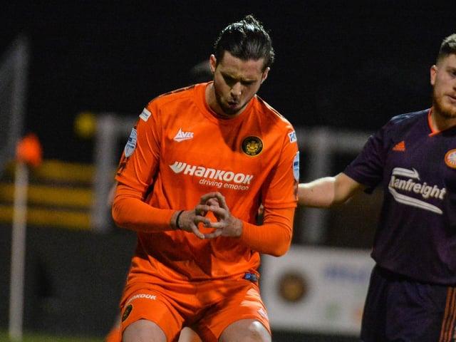 Caolan Loughran has returned to Ballymena United