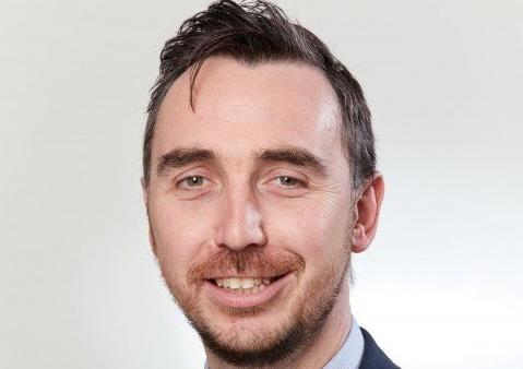 Mark Sterritt, UK Network Director, Northern Ireland, British Business Bank