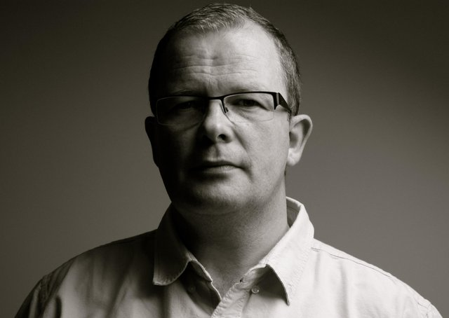 Brian McGilloway said that most crime writers he knows are very happy people