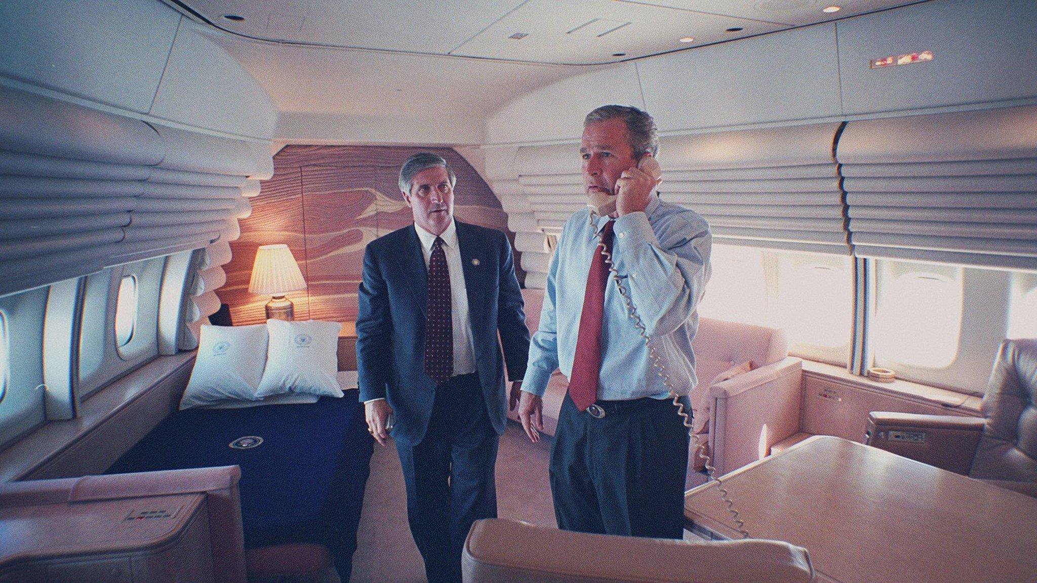 Seeing 9/11: Inside the President's War Room | Belfast News Letter