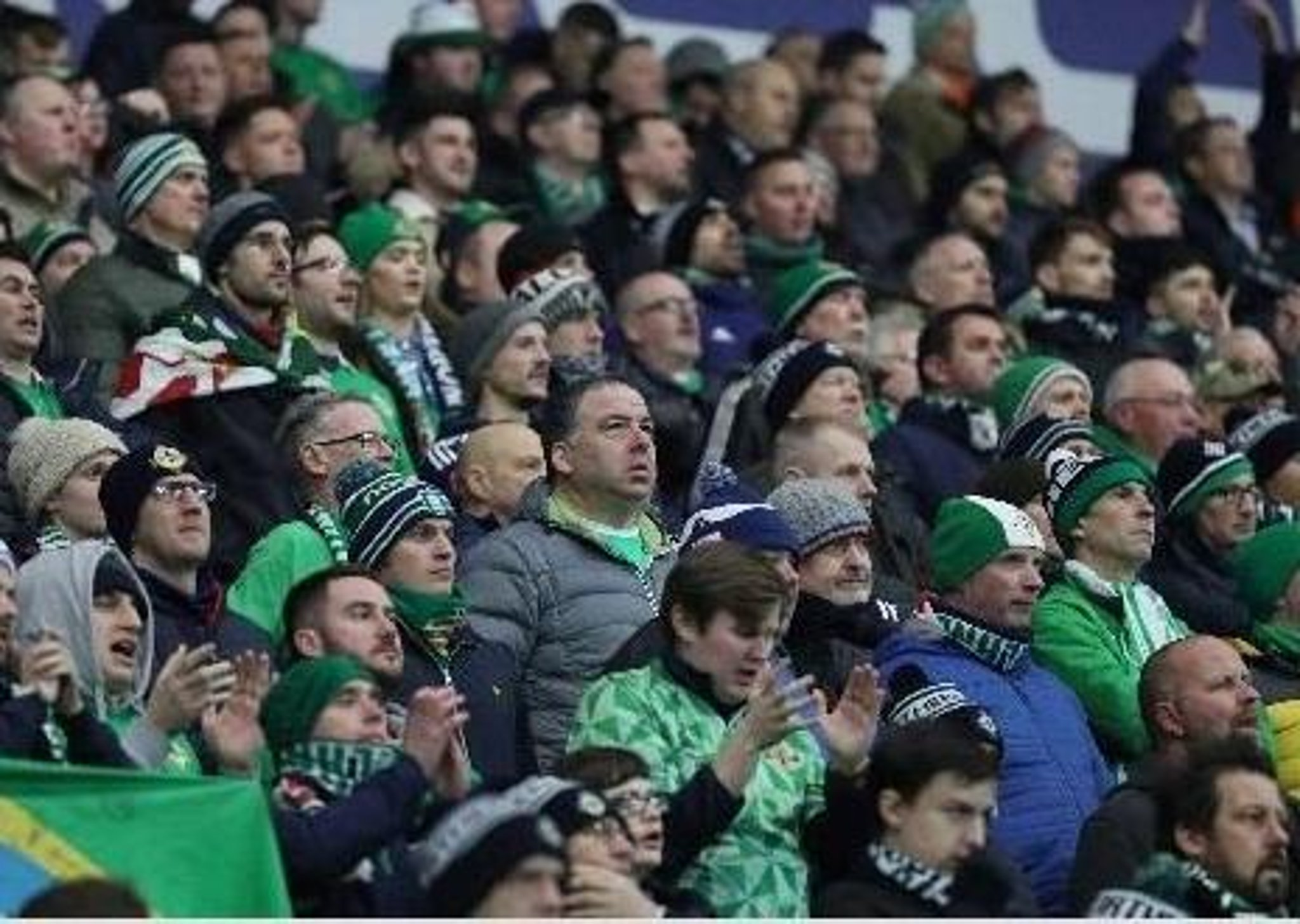 Photo of Watching Northern Ireland in World Cup qualifier costs more than double the price of Scotland ticket | Graeme Cousins