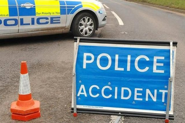 Police and Northern Ireland Ambulance Service and Air Ambulance attended the scene of the tragedy on the Lough Fea Road